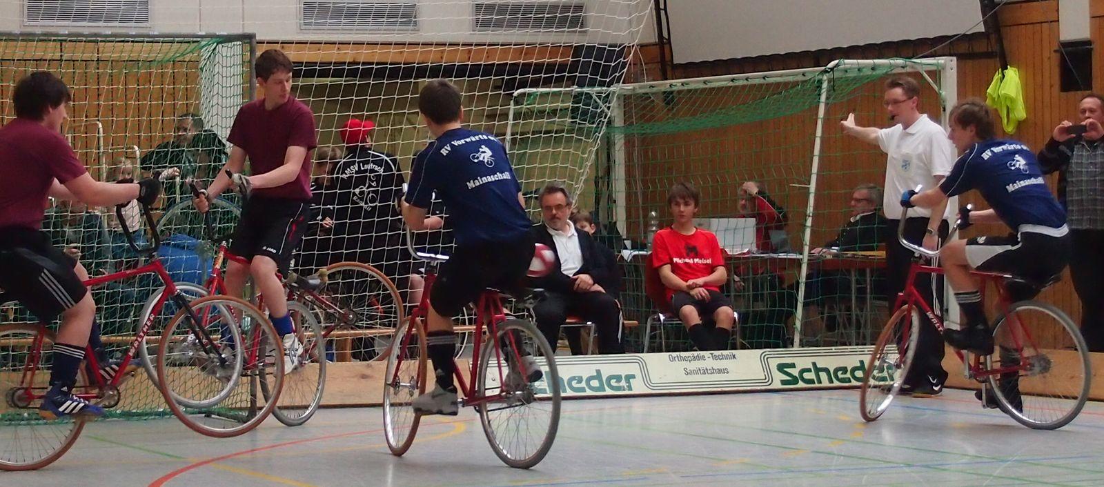 Mike und Timo gegen Kulmbach im Spiel um Platz 5